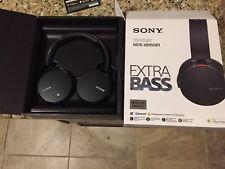 Sony MDR-XB950B1 Bluetooth Wireless Extra Bass Headphones Black Read Descrip