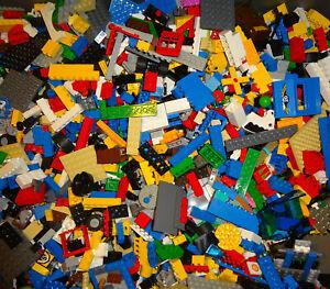 Bulk LEGO LOT 12 pound box of Bricks, parts, Pieces, Tire, accessories 12 pounds