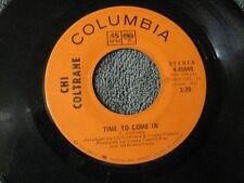 """Chi Coltrane thunder and lightning / time to come in - 45 Record Vinyl Album 7"""""""
