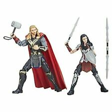 Marvel Studios The First Ten Years Dark World Thor and Sif Action Figures