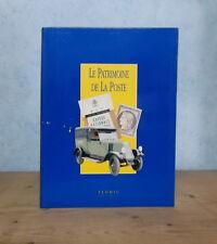 FERMIERS GENERAUX PTT LE PATRIMOINE DE LA POSTE (ED. FLOHIC 1996, NB ILL.).