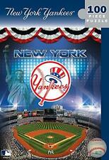 Masterpieces 91518 New York Yankees Puzzle - 100 Pieces