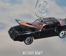 1979 Pontiac Trans Am Firebird Custom Christmas Ornament 1/64 Scale T/A Muscle