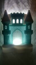 RARE Collectible Bath and Body Works DISNEY WORLD CASTLE Holder - Lights Up -New