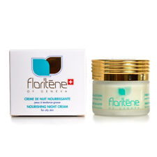 Floritene Nourishing Night Cream for oily skin 50 ml elasticity & softness