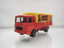 Diecast Majorette Saviem Truck Joe Circus Good Condition