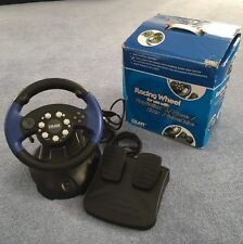 Racing Wheel and Pedals by Titan Concepts