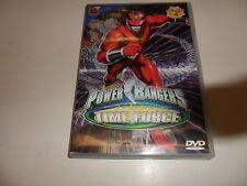 DVD  Power Rangers - Time Force, Teil 4, Episoden 10-12