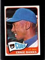1965 TOPPS #510 ERNIE BANKS EXMT CUBS HOF  *XR21097