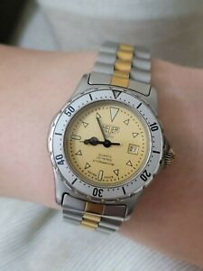 TAG HEUER 2000 PROFESSIONAL 974.015 DIVER Ladies WATCH