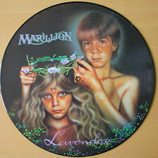"EX/EX! MARILLION LAVENDER BLUE / FREAKS 12"" VINYL PIC PICTURE DISC"