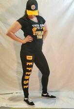 """Pittsburgh Steelers """"Defense"""" Leggings"""