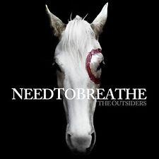 NEEDTOBREATHE CD - THE OUTSIDERS (2009) - NEW UNOPENED