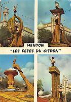 BT9574 Menton les jardins pendant les fetes du citron          France