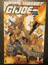 Classic G.I. Joe Comics - Volume 1 #1-10 - A Real American Hero - RARE w/ Case!