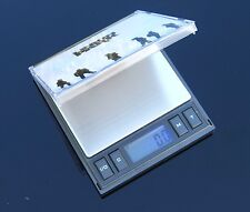 CD Disguise Digital Pocket Scales Portable Precision Weighing 2KG / 0.1g - 2000g