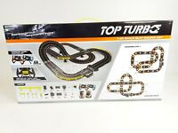 scalextric SOBA Top Turbo Police Chase Radio Control RC Slot Car Drift Set UK