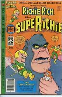 Superichie 1976 series # 16 fine comic book