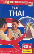 Learn to Speak Talk Understand the THAI Language PC includes 10 Language Games