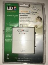 Lux Products T10-1143 Mechanical Heating and Cooling Thermostat Packaging Damag