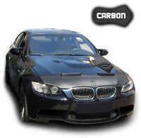 Bonnet Bra BMW M3 E92 E93 CARBON Stoneguard Protector Front Car Mask Tuning