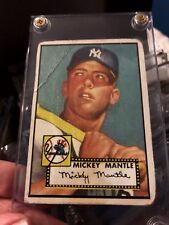 1952 Topps Mickey Mantle Rookie Card #311 - baseball RP -Read Description