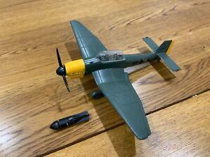 Dinky Toys 721 Junkers JU87B Stuka Dive Bomber With Bomb