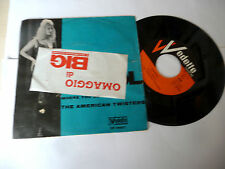 "THE AMERICAN TWISTERS"" CAROL -disco 45 giri VEDETTE It 1962"""