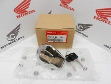 Honda CB CX 550 650 700 SC Tankdeckel Tankverschluss Abschließbar Chrom neu