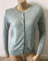 ANN TAYLOR LOFT Womens Size Medium Light Weight Long Sleeve Cardigan Sweater