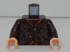 Lego Minifigure Torso The Hobbit & The Lord Of The Rings Radagast T102