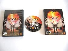Aion Assault On Balaurea, Disc 1, PC DVD Online Video Game, Rated T Windows 1212