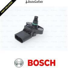 Boost Pressure Sensor FOR VW TOURAN 1T 10->15 1.2 CBZB Petrol 1T3 MPV Bosch