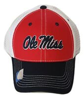 Ole Miss Rebels Hat Mesh Trucker Snapback Cap NCAA