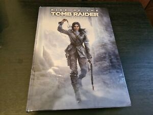 Rise Of Tomb Raider Collectors Edition Guide. Free P+P. FAST DISPATCH.