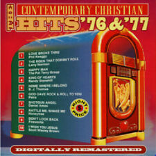 Various Artists - The Hits Of Contemporary Christian Music '76 & '77 (1993, CD)