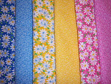"*60 Spring Fling   4"" Fabric Squares Cotton Fabric Quilt Quilting Squares ***"