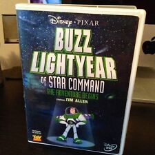 BUZZ LICHTYEAR of Star Command Pixar NEW DVD Box FREE Post  mmoetwil@hotmail.com