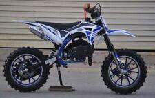 Mini Dirt Bike MX 50cc Performance 2 Stroke Mini Moto Kids Motorbike Off Road🔥