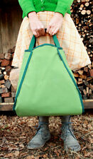 Wide Firewood Sling, Canvas log carrier, wood Carrier, Made in Australia