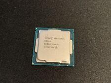 Intel Pentium Gold G5400 CPU Processor 3.7GHz LGA1151