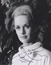 Tippi Hedren Hand Signed 8x10 Photo, Autograph, The Birds, Marnie, Roar