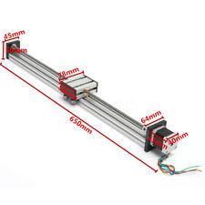 500mm Spindelantrieb Linearantrieb Linearführung Linearmodul 42 Stepper Motor DE