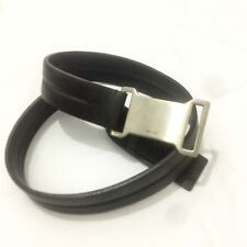 $600 Authentic prada belt 30/75 Made In Italy