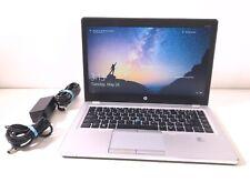 "HP EliteBook 9470m 14"" - 256 GB SSD - 8 GB RAM - Core i5 3rd Gen - C158"