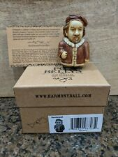 Harmony Kingdom Ball Historical Pot Belly Rembrandt van Rijn With Box and Card