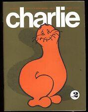 CHARLIE MENSUEL  N°2   MARS 1969   Parfait état