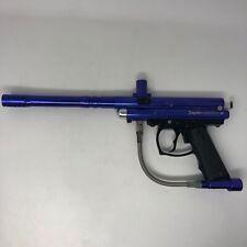 Spyder Aggressor XT Paintball Gun Electric Blue Purple