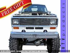 GTG 1983 - 1988 Ford Ranger 1PC Polished Billet Grille Grill Insert