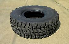 Military Surplus Goodyear 395/85R20 Super Single MV/T Take Off Tire 100% Tread